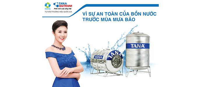 TANA - Sản phẩm cáo cấp của Tân Á Đại Thành