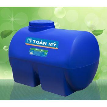 Bồn Nước Nhựa Eco Nằm 2000 Lít Toàn Mỹ